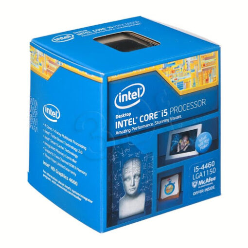 Intel Core i5 4460 3.20GHz up to 3.40GHz / 6MB / HD 4600 Graphics / Socket 1150 Haswell